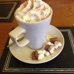 Excellent Hot Chocolate