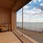 Сауна на пляже (89704950)