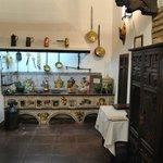 una sala del restaurnate
