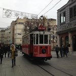 via pedonale, Istiklal Cd
