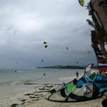 Bulabog Beach, jan 2014