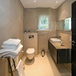 Salle de bain de chambre