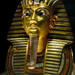 The Gold Mask of Tutankhamun - Egyptian Museum