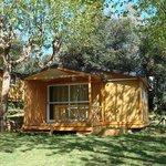 Magníficos bungalows en Camping Begur