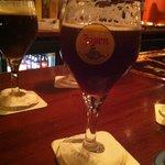Extensive Dutch beer selection