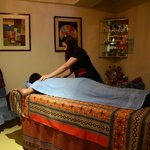 Thai Massage at Savoey