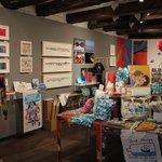 Christmas Design Temporium Exhibition: Pop-up shop