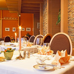 Eiger Saal, breakfast and 5 course dinner restaurant