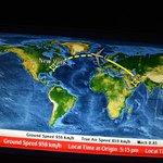 Dubai to New York EK201