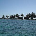 Île faisant partie de l'archipel de Cayo Cochinos