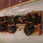 Escargot and bone marrow
