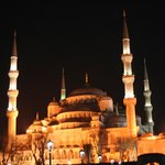 So close to the Blue Mosque !