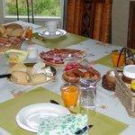 Petit déjeuner / breakfast / ontbijt