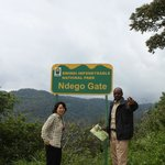 Bwindi Forest from Ndego  I