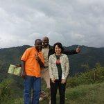 Bwindi Forest from  Egagi Lodge