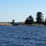 one of the thousand islands