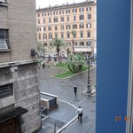 View from room, opposite to opera theater