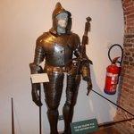 Inside museum - armour