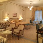 Junior Suite and the Ritz (Overlooking Piccadilly)