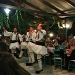 Greek night at St. Antonios