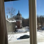 View from the room: Cathedral of Saint Paul
