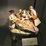 Экспонаты музея Porcelain Factory