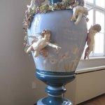 Произведение искусства в музее Porcelain Factory