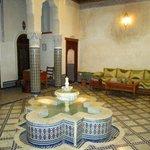 Riad Fountain