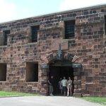 Castle Williams,visitors entrance