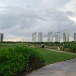 Torres Be, Isola y Cancun Towers