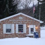 Our tiny Mill Run post office
