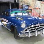 Hudson Hornet deu film Cars