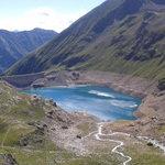 Vista sul Lago Baitone