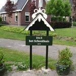 B&B het Schoolhuis met 5 Tulpen gecertificeerd