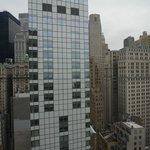 виды из окна номера, 33 этаж