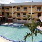 Hotel Partenon Beach, La Ceiba