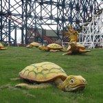 Blackpool fun park