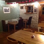 Stable bar - for intimate dining