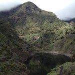 'Presa de Mulagua' en route to La Carbonera