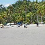 wonderful public beach