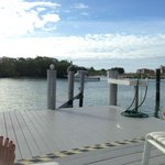 Dock at Boat House