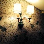 Particolare Lampada A Muro