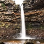 Hardraw Waterfall, 20 miles from Clapham