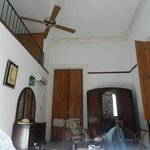 chambre ambiance retro