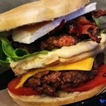 Poldo - Panigaccio doppio Hamburger