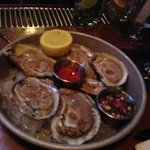 Great Fresh Oyster Plate!