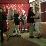 Good music for dancing at the Monaco restaurant Tenerife