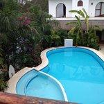 Upper Level View of Yum Kin Pool