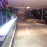 Lobby - always friendly staff and very good service