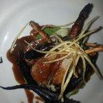 Little Humid Lamb dish..Delish. Noosa's best resturant